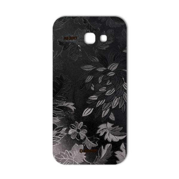 برچسب پوششی ماهوت مدل Wild-flower Texture مناسب برای گوشی  Samsung A5 2017