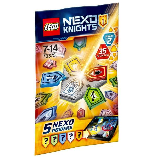 لگو سری Nexo Knights مدل Combo Nexo Powers 70373