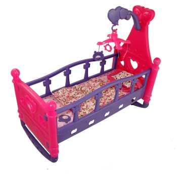 تخت گهواره عروسک مدلBaby Born