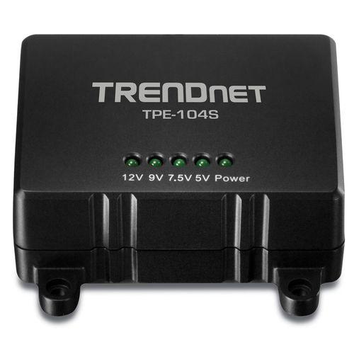 اسپلیتر دیتا از برق ترندنت مدل TPE-104S