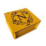 جعبه هدیه چوبی مدل j144