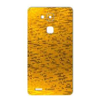 برچسب پوششی ماهوت مدل  Gold-pixel Special مناسب برای گوشی Huawei Mate 7