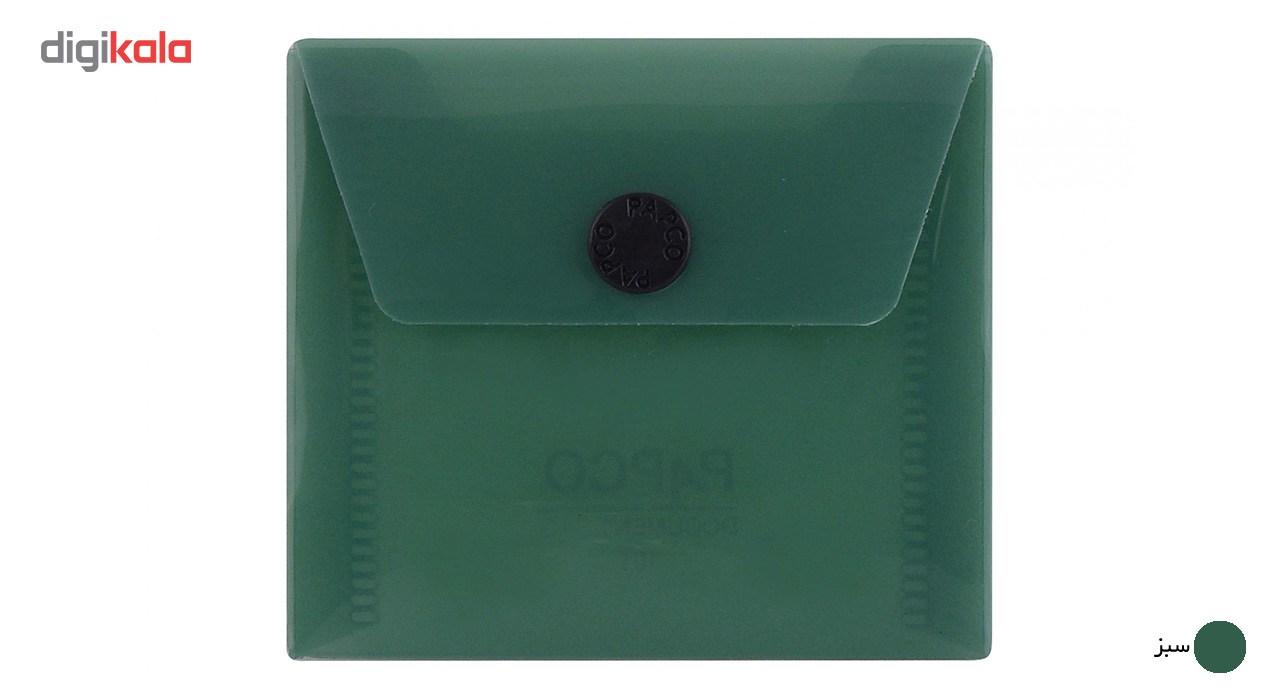 پوشه دکمه دار پاپکو کد 101T main 1 5