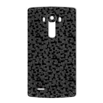 برچسب تزئینی ماهوت مدل Silicon Texture مناسب برای گوشی  LG G4