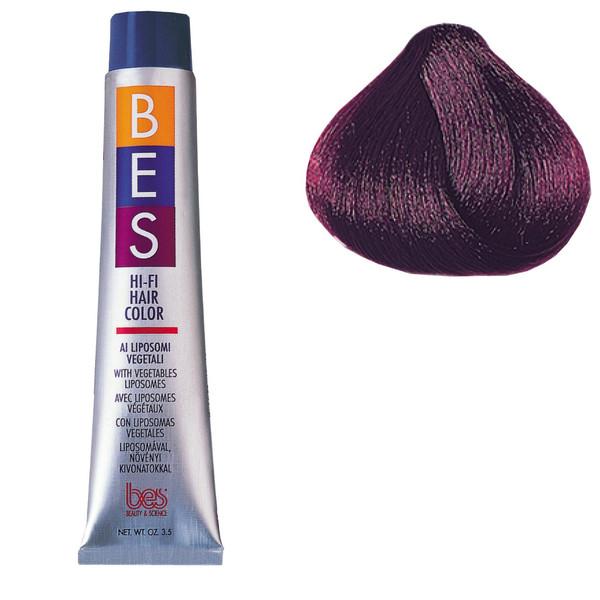 رنگ موی بس سری Violet مدل Violet Brown شماره 4.20