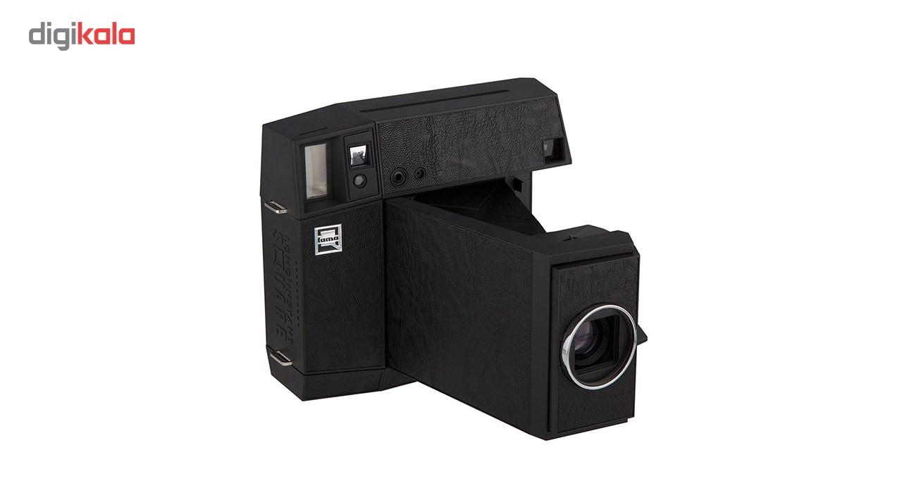 دوربین چاپ سریع لوموگرافی مدل Lomo Instant Square Glass