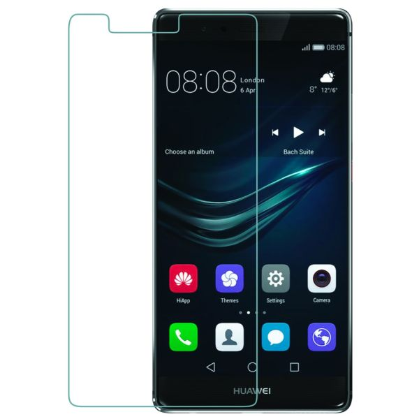 محافظ صفحه نمایش شیشه ای تمپرد هوکار  مناسب Huawei P9 Lite
