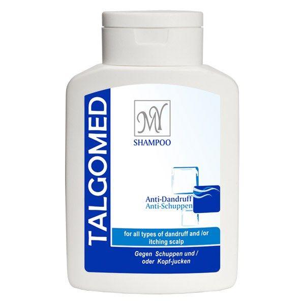 شامپو ضد شوره مای مدل Talgomed مخصوص انواع موها حجم 200 میلی لیتر