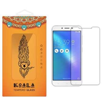 محافظ صفحه نمایش شیشه ای کوالا مدل Tempered مناسب برای گوشی موبایل ایسوس Zenfone 3 Max ZC553KL