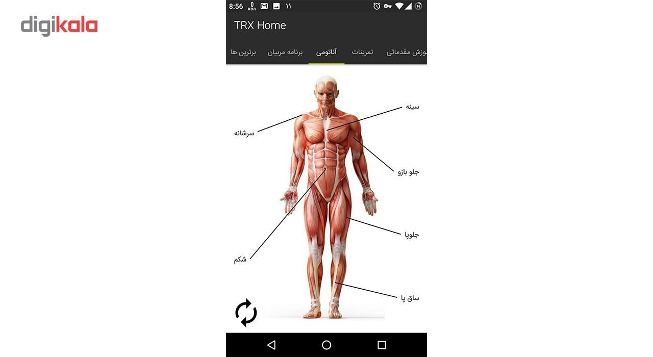 لوازم تناسب اندام تی آر ایکس مدل پرو سیستم 1