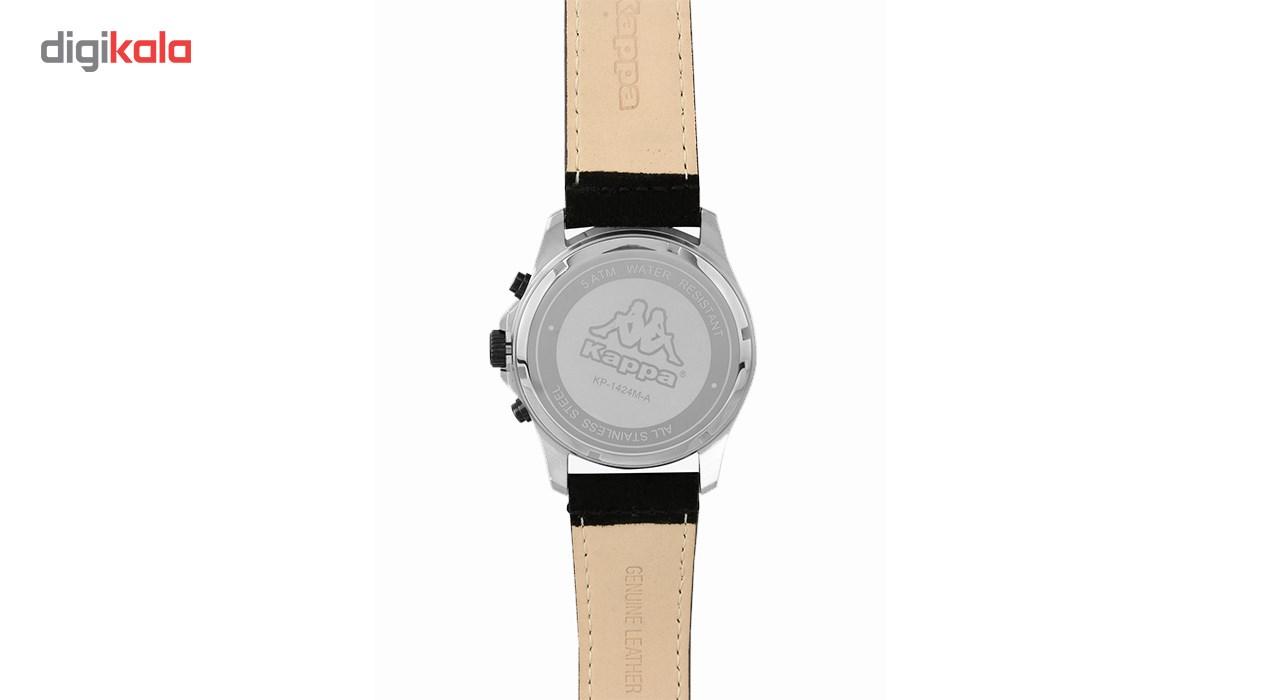 ساعت مچی عقربه ای کاپا مدل 1424m-a