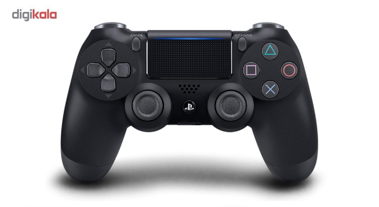 مجموعه کنسول بازی سونی مدل Playstation 4 Pro ریجن 2 کد CUH-7116B ظرفیت 1 ترابایت