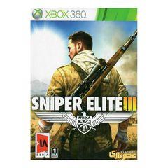 بازی sniper elite 3 مخصوص xbox 360