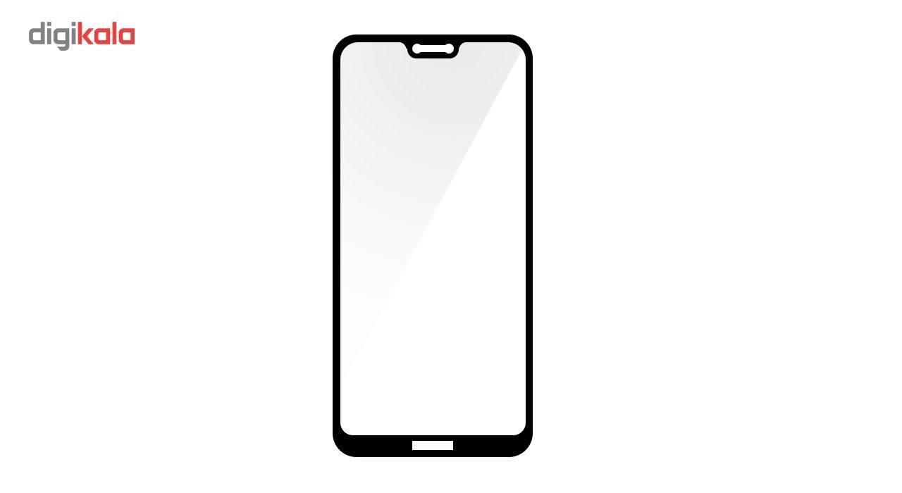 محافظ صفحه نمایش شیشه ای کوالا مدل Full Glue مناسب برای گوشی موبایل هوآوی Nova 3e main 1 2