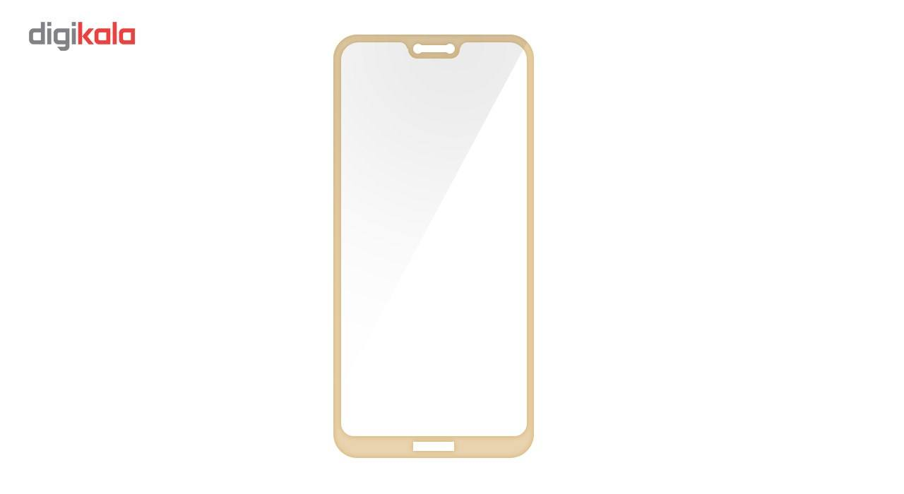 محافظ صفحه نمایش شیشه ای کوالا مدل Full Glue مناسب برای گوشی موبایل هوآوی Nova 3e main 1 3