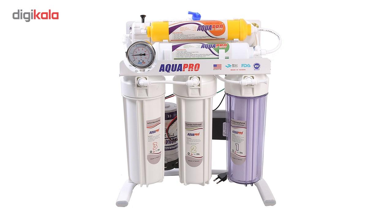 تصفیه آب خانگی آکواپرو مدل RO6-67s1