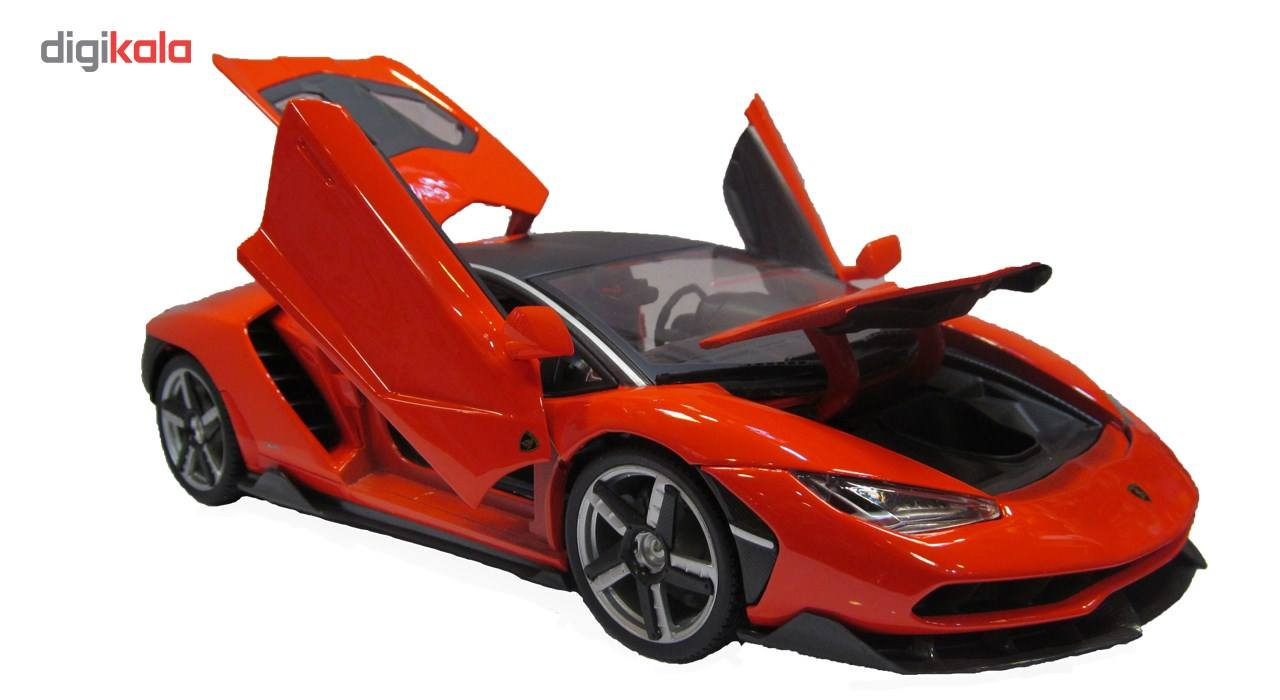 ماشین بازی مایستو مدل Lamborghini Centenario