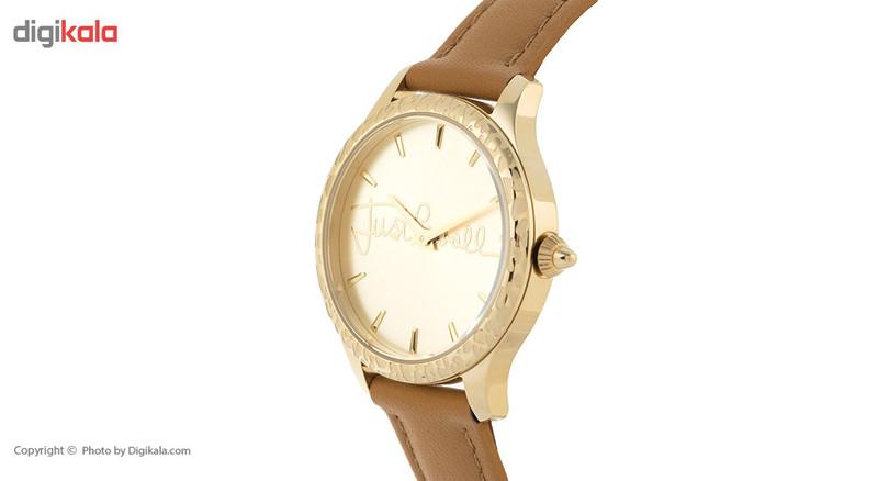 ساعت مچی عقربه ای زنانه جاست کاوالی مدل JC1L023L0035