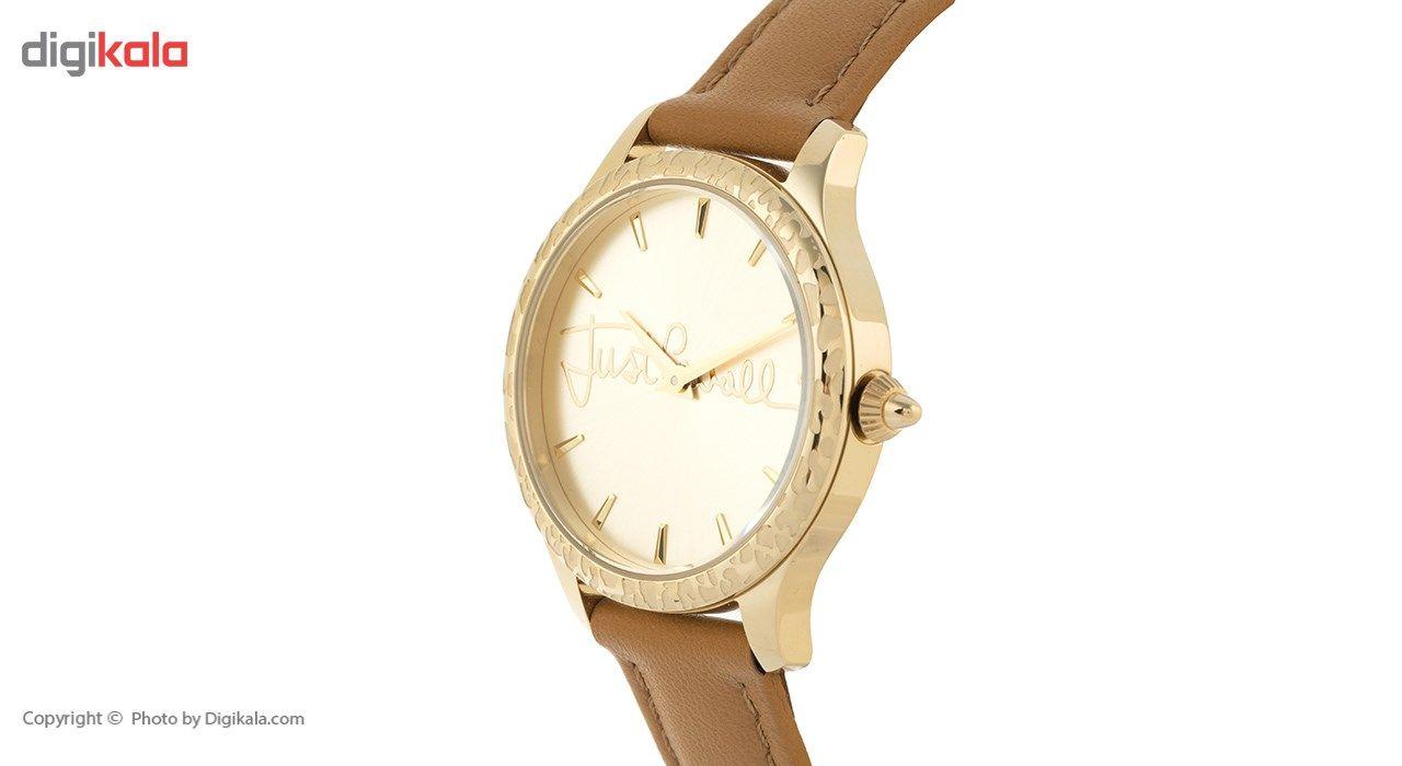 ساعت مچی عقربه ای زنانه جاست کاوالی مدل JC1L023L0035 -  - 3