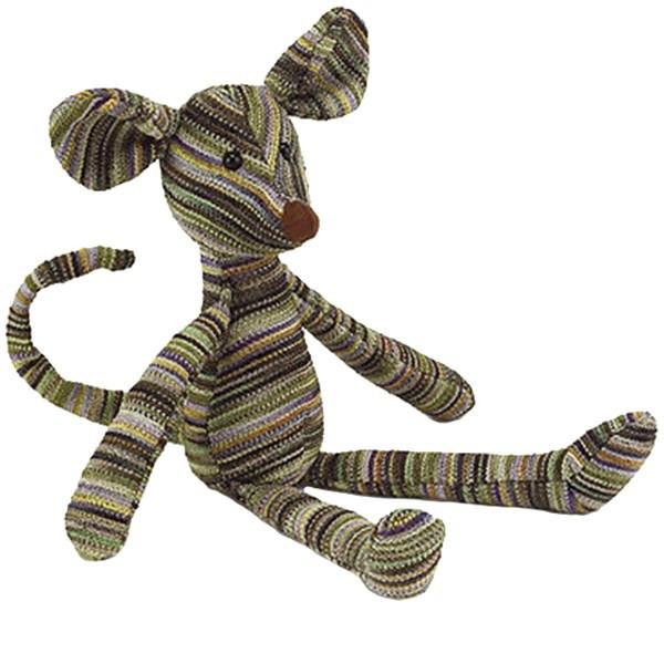 عروسک موش جلی کت کد TRB3M سایز 3