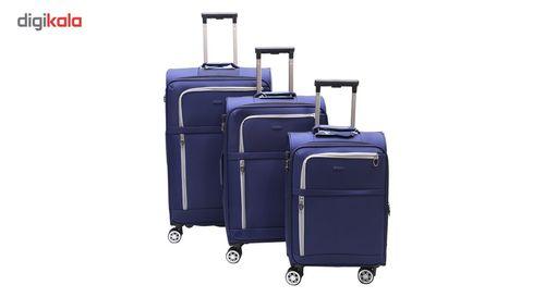 مجموعه سه عددی چمدان تایلو مدل 103-0253
