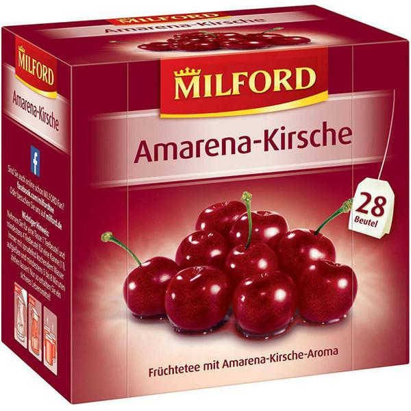 بسته دمنوش میوه ای میلفورد مدل Amarena - kirsche