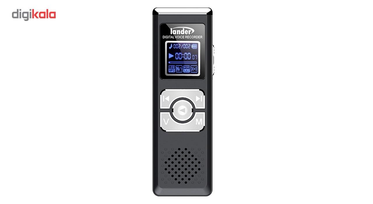ضبط کننده صدا لندر مدل LD77