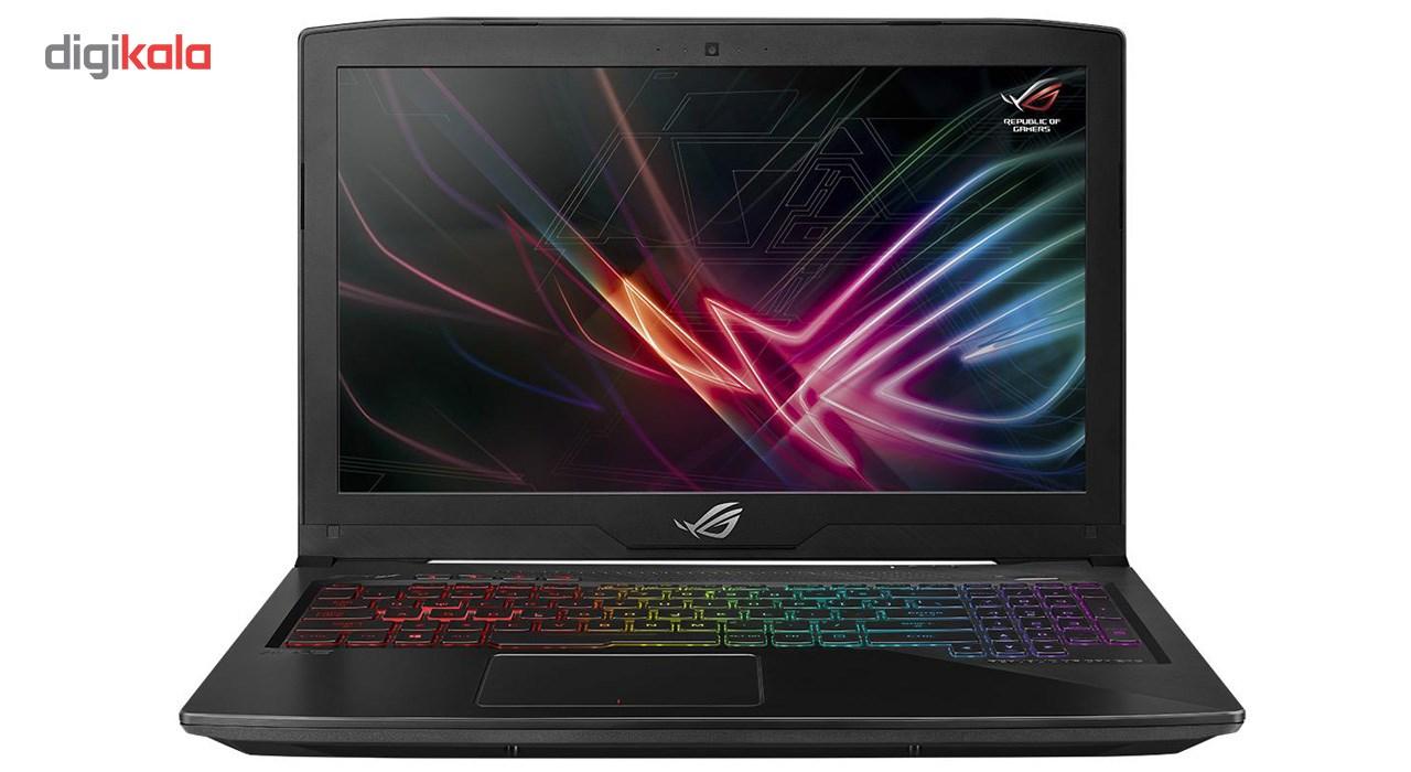 لپ تاپ 15 اینچی ایسوس مدل  Strix ROG GL503VM - C