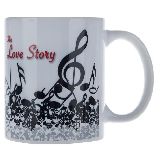 ماگ آریو کالر مدل Love Story