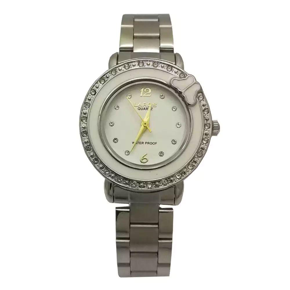 ساعت مچی عقربه ای زنانه لاروس مدل 0816-79896/1-1-1-4