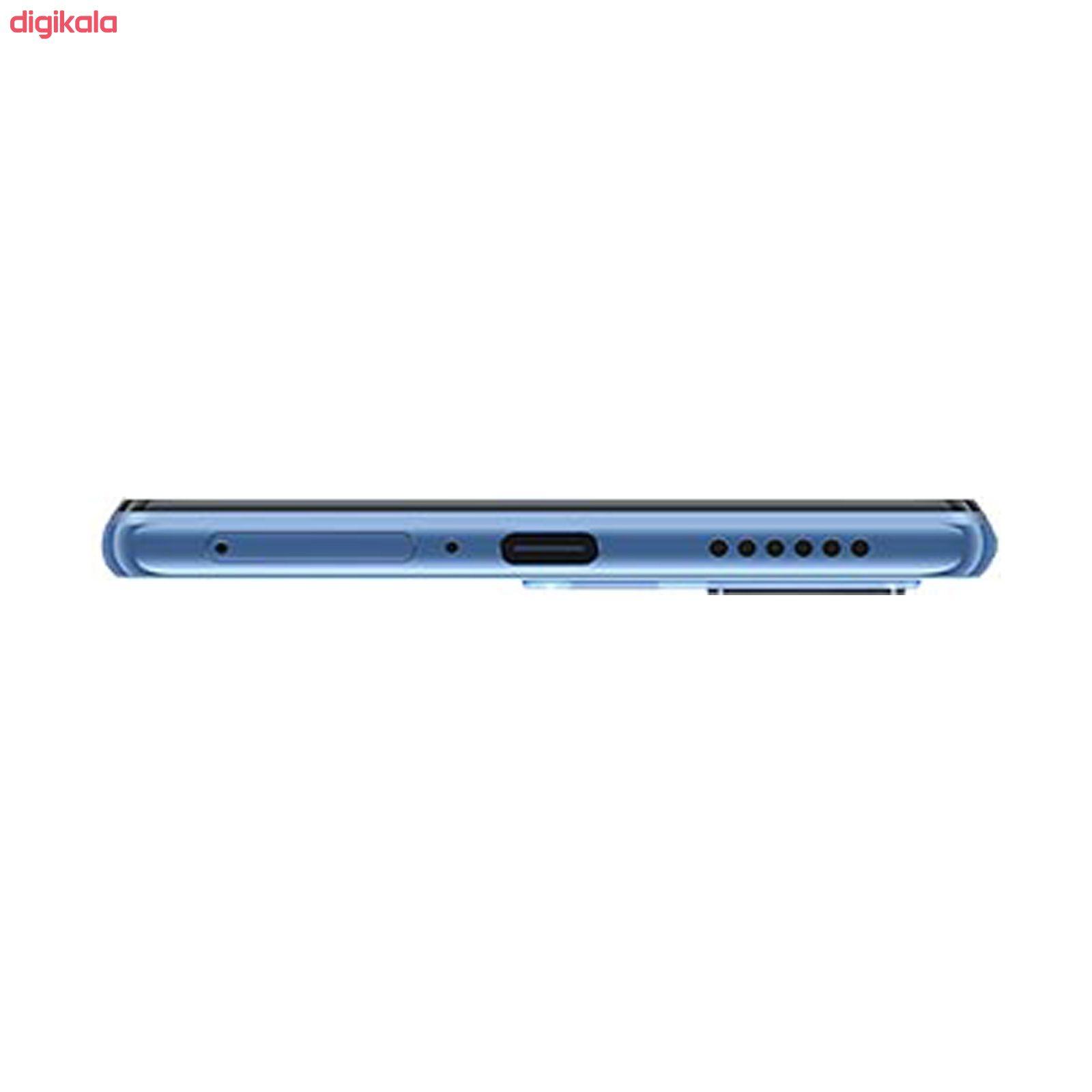 گوشی موبایل شیائومی مدل Mi 11 Lite M2101K9AG NFC دو سیم کارت ظرفیت 128 گیگابایت و 8 گیگابایت رم