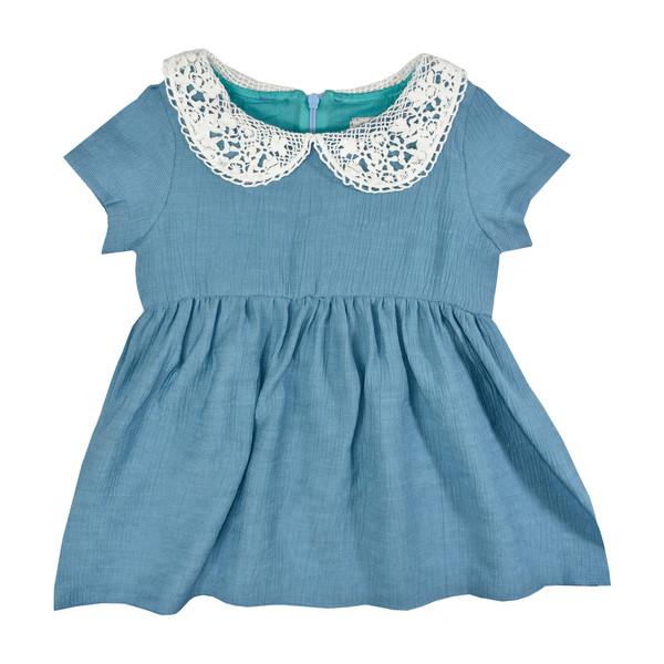 پیراهن دخترانه نیروان مدل 101101 -3