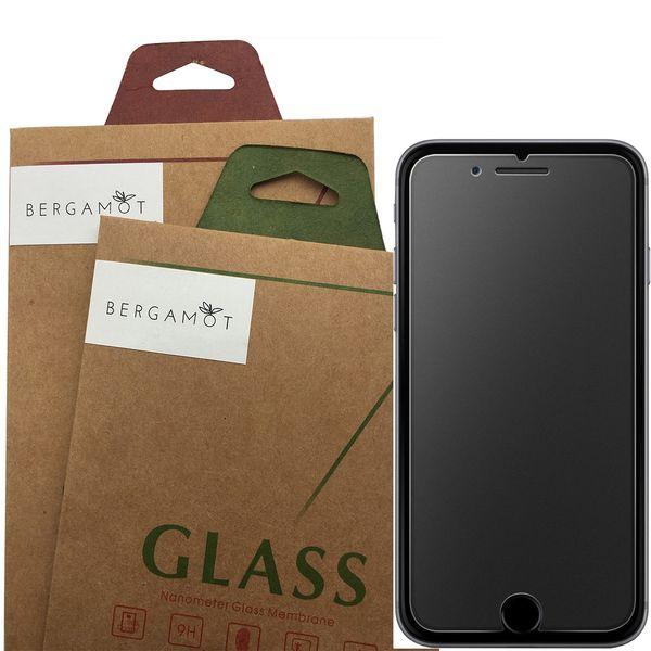 محافظ شیشه ای مات برگاموت مناسب برای آیفون 7پلاس / 8 پلاس