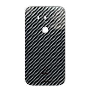 برچسب تزئینی ماهوت مدل Shine-carbon Special مناسب برای گوشی  Huawei Ascend G8