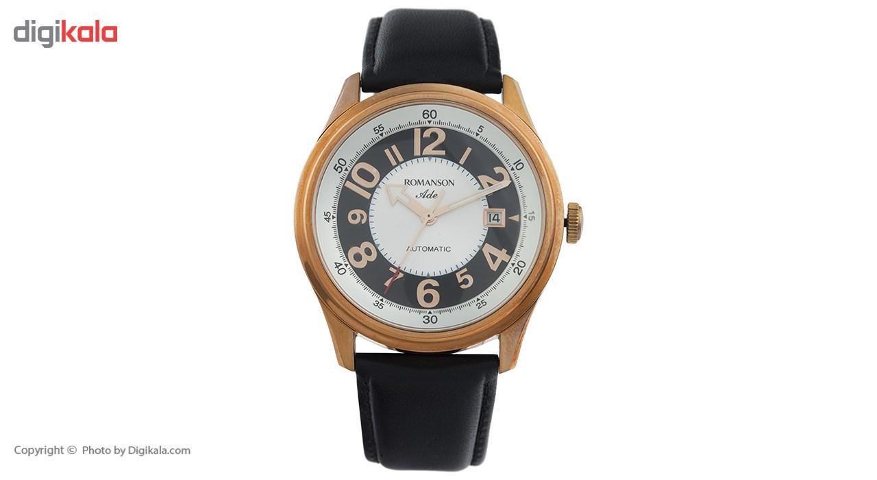 ساعت مچی عقربه ای مردانه رومانسون مدل TL7227RM1RAS6R