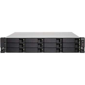 ذخیره ساز تحت شبکه کیونپ مدل TS-1273U-RP-8G | Qnap TS-1273U-RP-8G  NAS