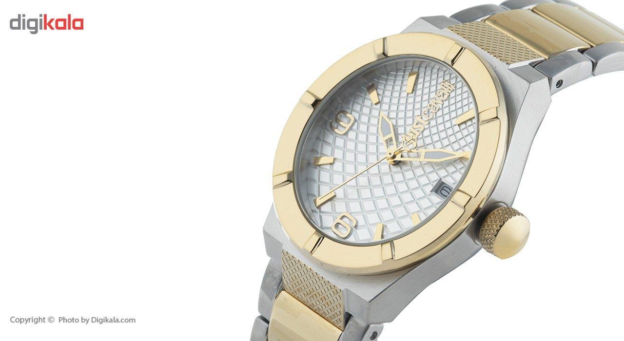ساعت مچی عقربه ای زنانه جاست کاوالی مدل JC1L017M0075 -  - 3