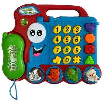 اسباب بازی آموزشی تویزلند مدل تلفن