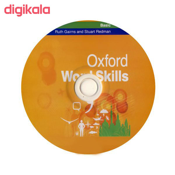 کتاب Oxford word skills اثر Ruth Gairns and Stuart Redman انتشارات زبان مهر 3 جلدی main 1 1