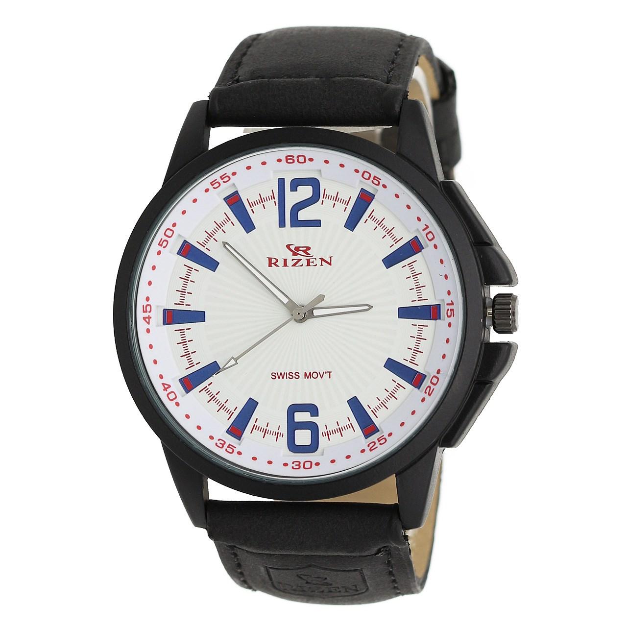 ساعت مچی عقربه ای ریزن مدل RZ790