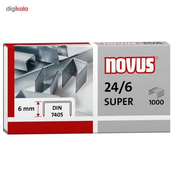 سوزن منگنه نووس مدل DIN7405 کد 0400190 سایز 6 میلی متر main 1 1