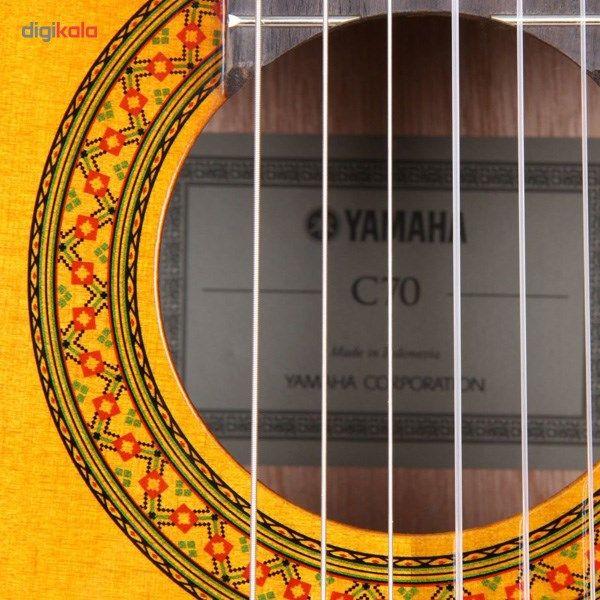 گیتار کلاسیک یاماها مدل C70 main 1 5