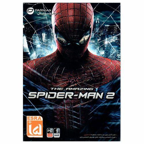 بازی Spiderman 2 مخصوص PC
