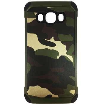 کاور ارتشی مدل CAMO مناسب برای گوشی موبایل سامسونگ گلکسی J510 / J5 2016