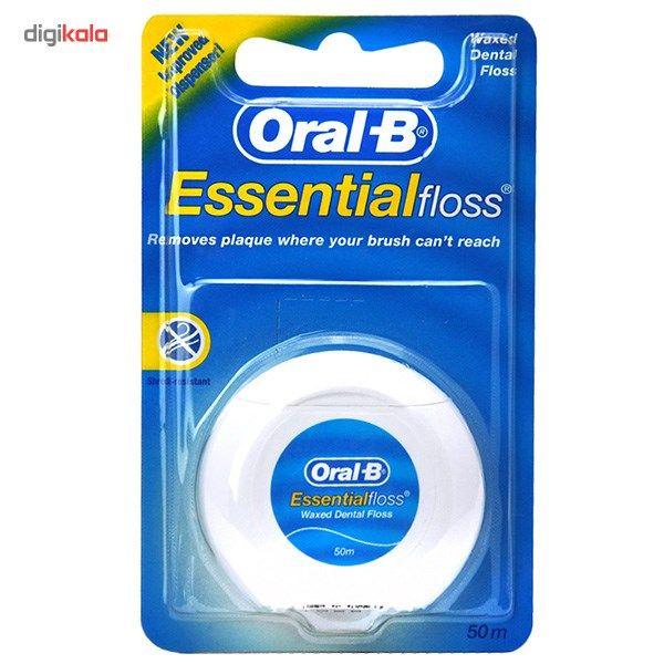 نخ دندان اورال-بی مدل Essential main 1 1