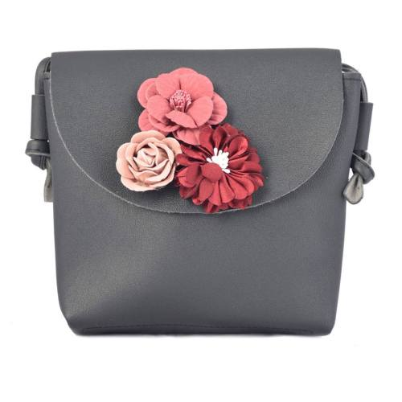کیف رودوشی مدل flower