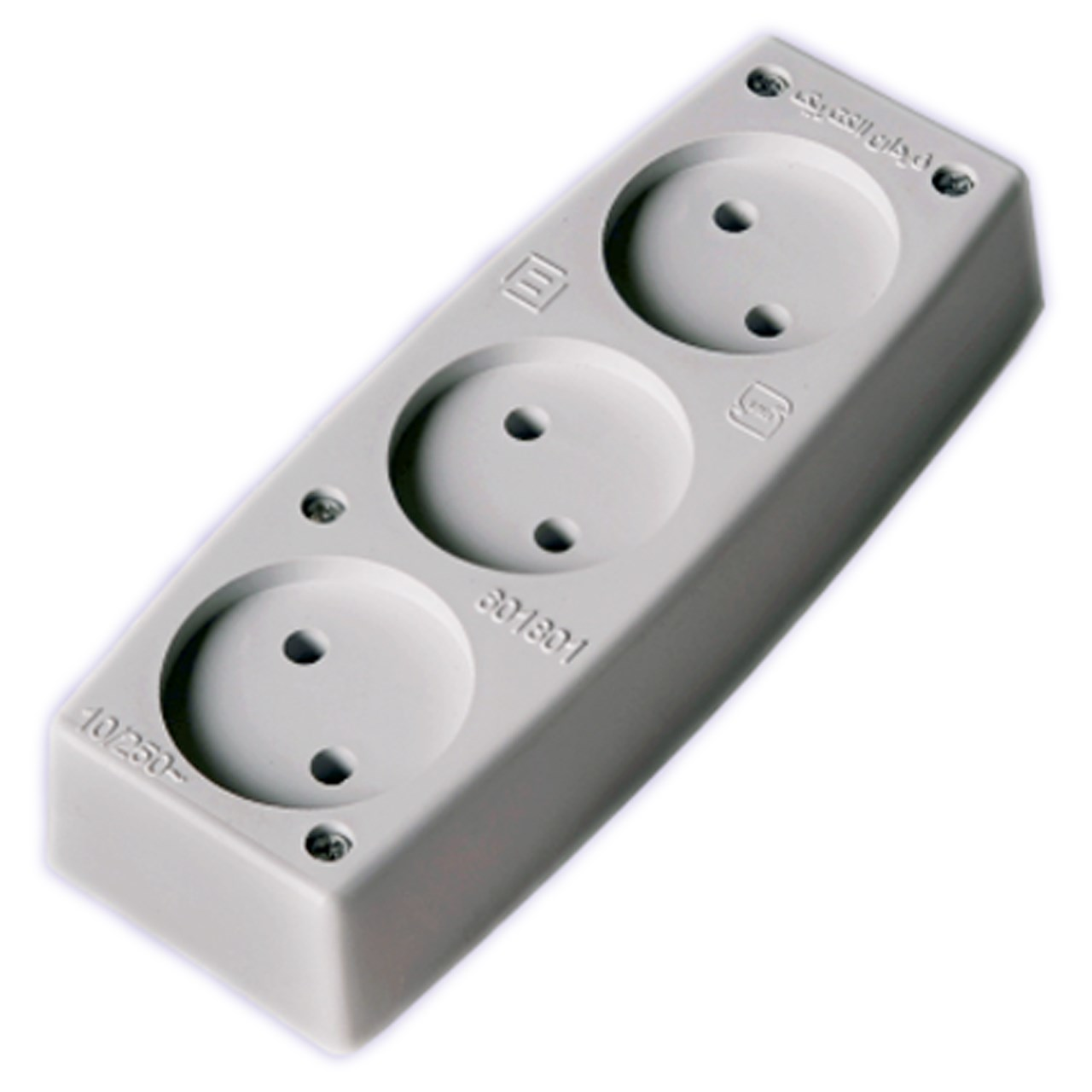 چند راهی برق فردان الکتریک مدل صبا کد 601801