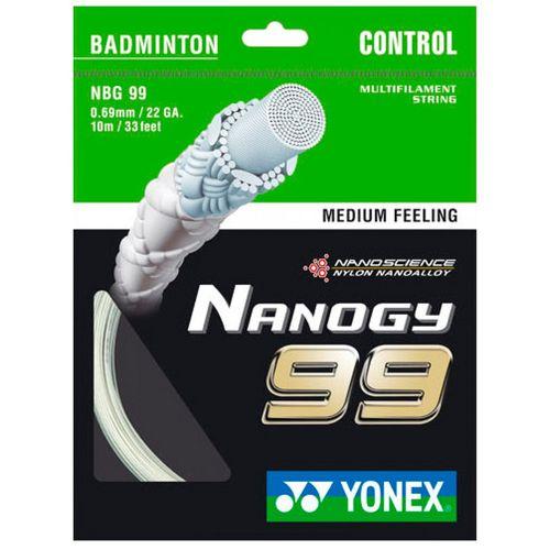 زه راکت بدمینتون یونکس مدل NANOGY 99