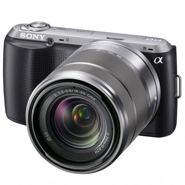 دوربین دیجیتال سونی آلفا ان ایی ایکس - سی 3