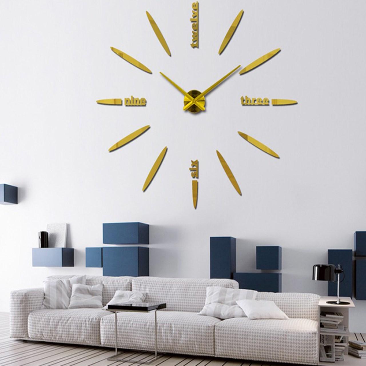 ساعت دیواری رویال ماروتی مدل TAT-6007 سایز بزرگ